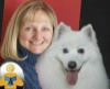 My American Eskimo Schatzi is my inspiration for living life from YourPetsView!AmeliaSchatziprofile