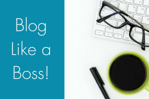 Have you joined the Business of Blogging course yet? We have LOTS of valuable discussions going on a
