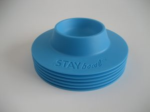 STAYbowl™ are lightweight and easy to stack.A Stack of STAYbowls™