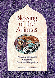Blessing of the Animals is a handbook that includes a history about pet blessings and contemporary c