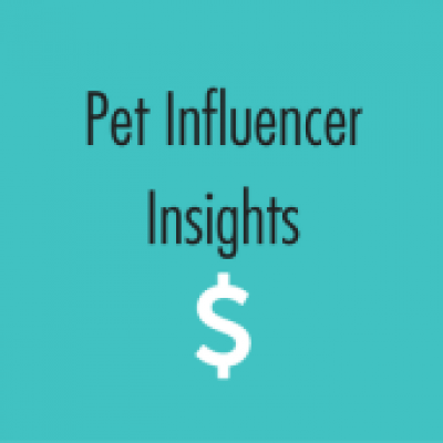 Group logo of Pet Influencer Insights