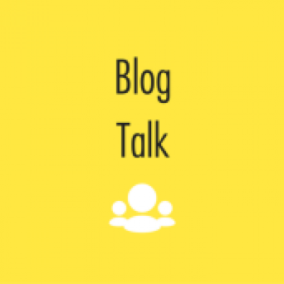 Group logo of Blog Talk