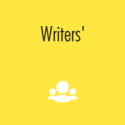 Group logo of Writers'